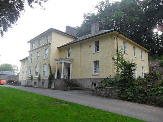 Glasbury-on-Wye, UK: Broomfield House