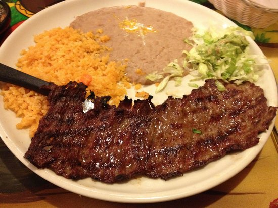 Carne Asada - Picture of Acapulco Mexican Restaurant, Fargo ...