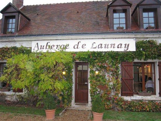 Auberge de Launay: Front