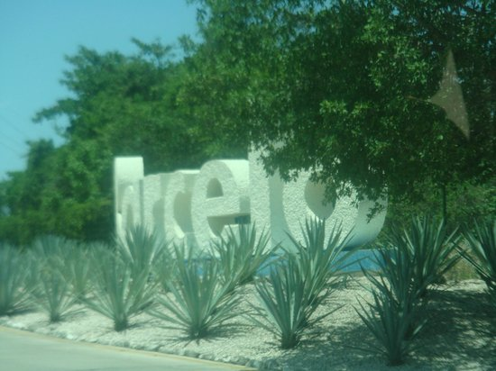 Barcelo Maya Colonial : Entrance