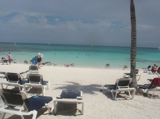 Barcelo Maya Colonial : Perfect Beach