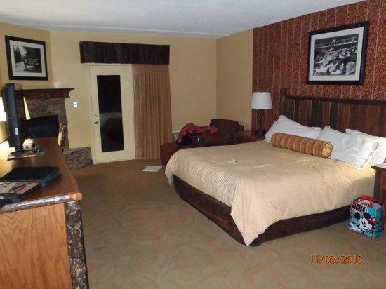 Old Creek Lodge : Room