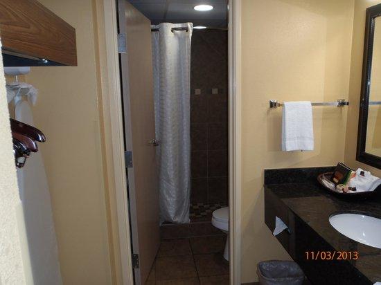 Old Creek Lodge : Bathroom