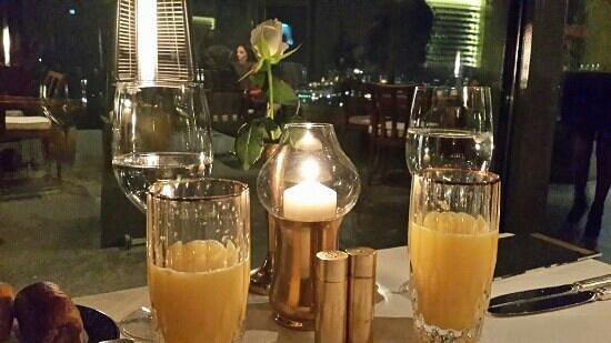 Safran Restaurant: romantic