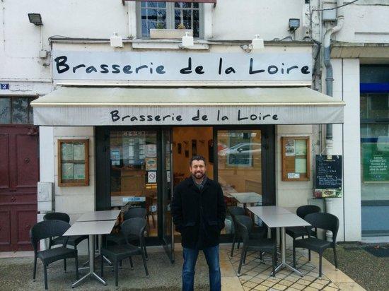 Brasserie De La Loire  Amboise