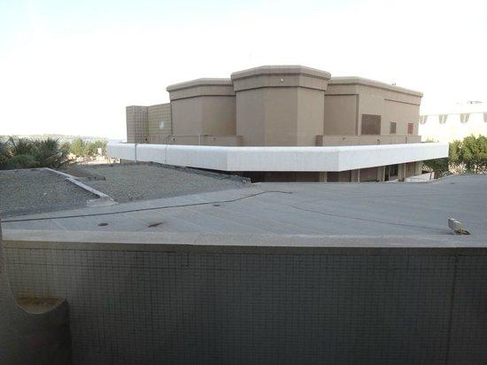 InterContinental Hotel Jeddah: My waterfront view !