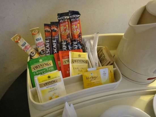 InterContinental Hotel Jeddah: A two star in-room dining experience