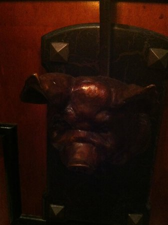 Babe's Bar-B-Que Grill and Brewhouse : You little piggy