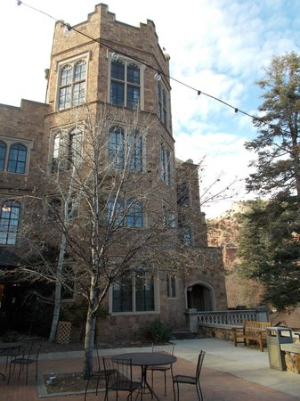 Glen Eyrie Castle & Conference Center: Tower