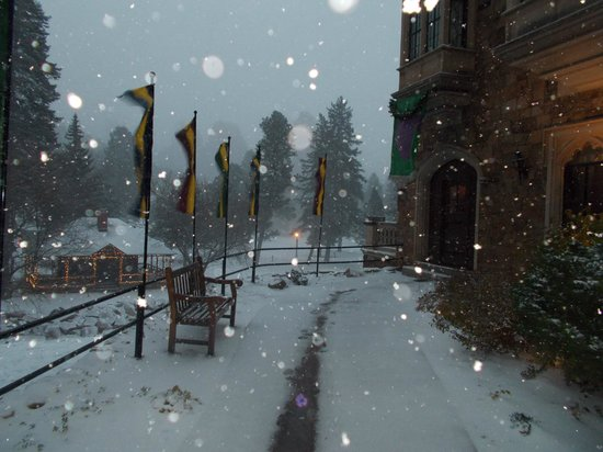 Glen Eyrie Castle & Conference Center: Main Enterance