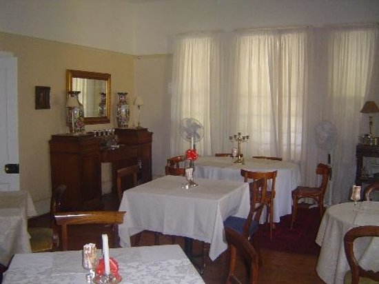 Nick's Place: Dining-room