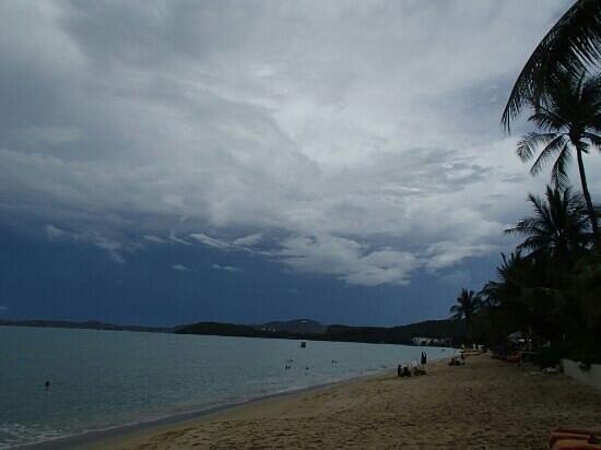 Bo Phut Resort & Spa: View from breakfast