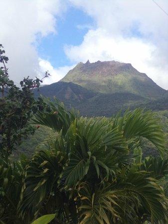 An Eol Caraïbes : La Soufrière