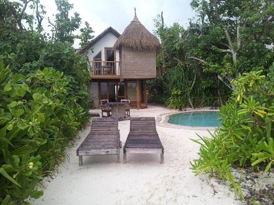 Soneva Fushi Resort : crusoe villa