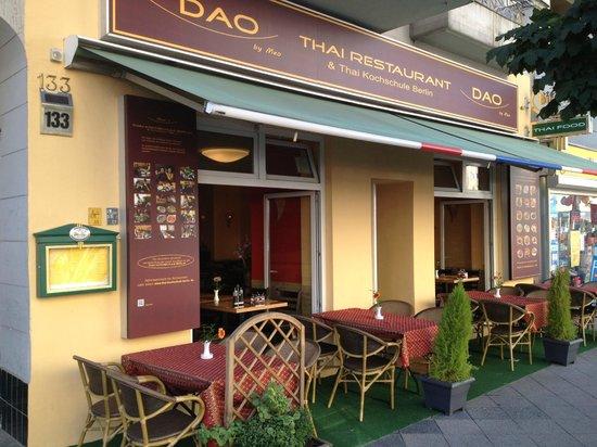 Thai-Restaurant DAO by Meo: Außenansicht DAO by Meo  Thai-Restaurant