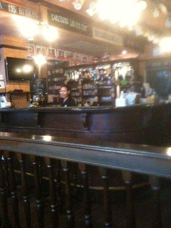 Queen Victoria Inn: Queen Vic bar