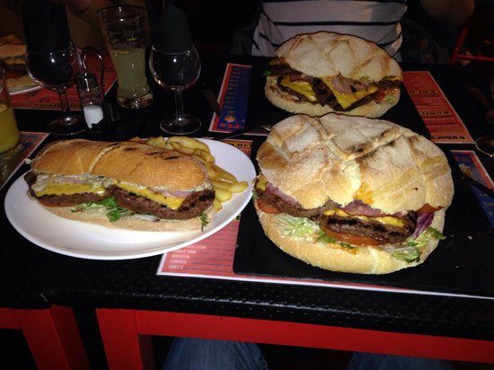 Le Country Grill / HOB's : Le tony's vs 2 steack