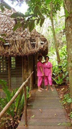 Qamea Resort And Spa Fiji : Superb Massage