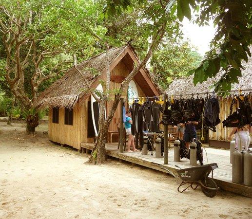 Qamea Resort And Spa Fiji: Diving Center