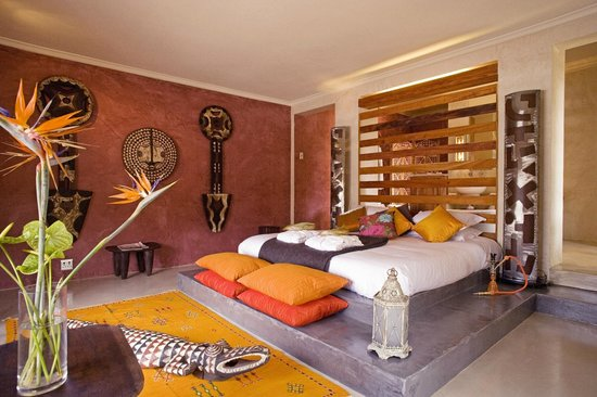 Singa Lodge: An executive suite