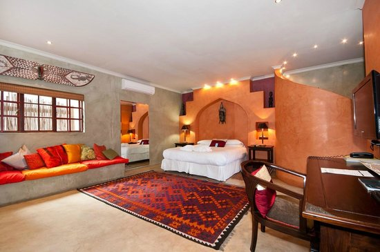Singa Lodge: A luxury suite