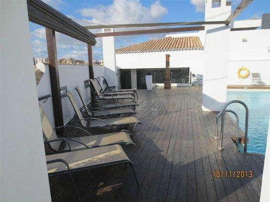 Vincci Seleccion Posada del Patio: Roof Top Swimming Pool