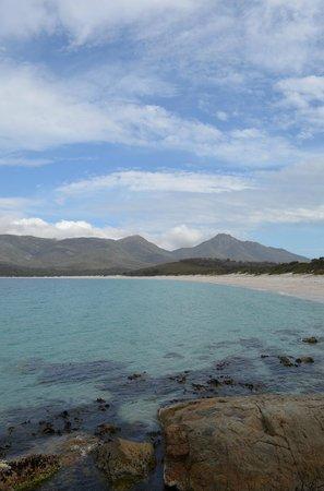 Wineglass Bay Lookout: Vue sur la Baie de Wineglass (2)
