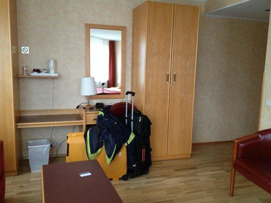 Fosshotel Raudara: Room