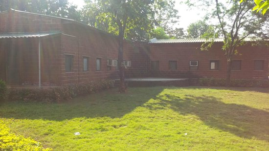 Empower Activity Camp: dormitory outlawn