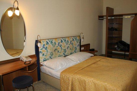 Starlight Suiten Hotel: bedroom