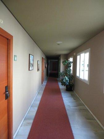 TRH BAEZA: pasillo