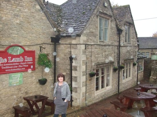 The Lamb Inn : great rissington.the lamb