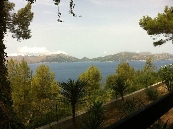 Mirador de la victoria : Vue panoramique sur la baie et le Cap de Formentor