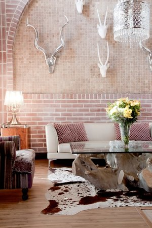 Menlyn Boutique Hotel: Reception