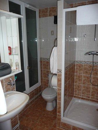 Hotel Audran: Łazienka