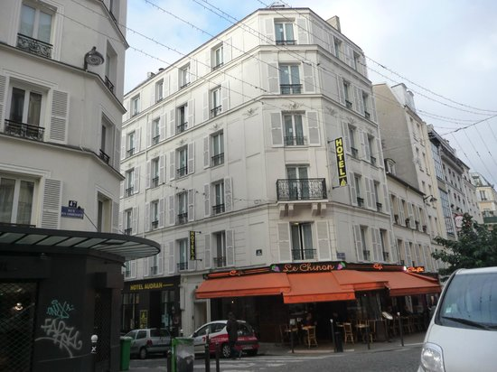 Hotel Picture Of Hotel Audran Paris Tripadvisor