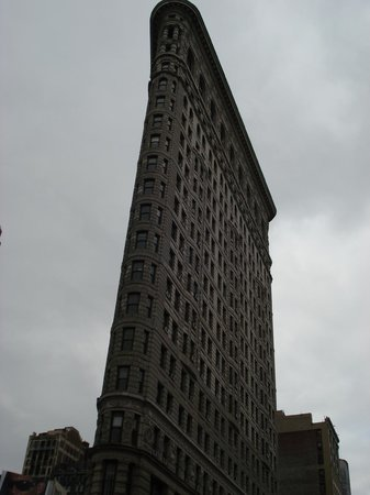 Flatiron Building: How does it stand up!
