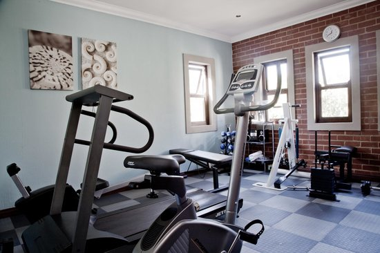 Menlyn Boutique Hotel: Fitness Centre