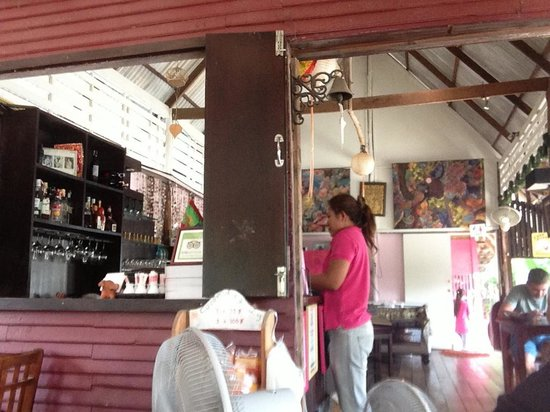 Ka-Ti Culinary Restaurant: The place in Klong Prao
