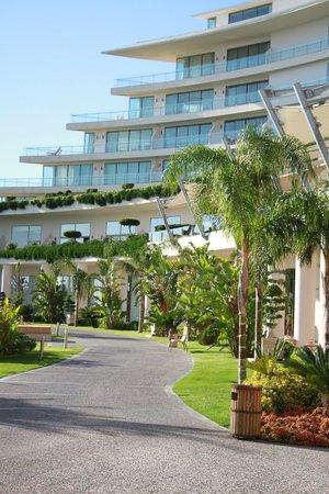 Maxx Royal Belek Golf Resort : vue de l'extérieur