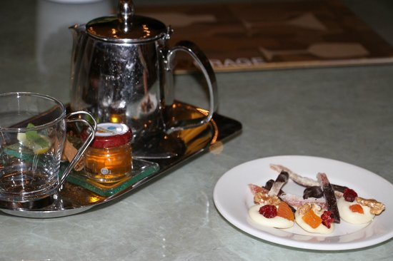 Maxx Royal Belek Golf Resort : le thé