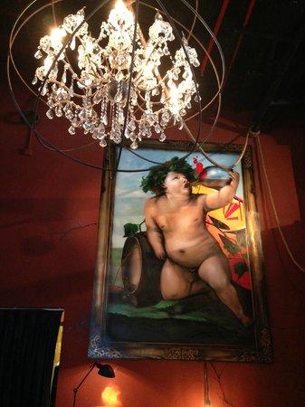 Bar-Roque Grill: Design