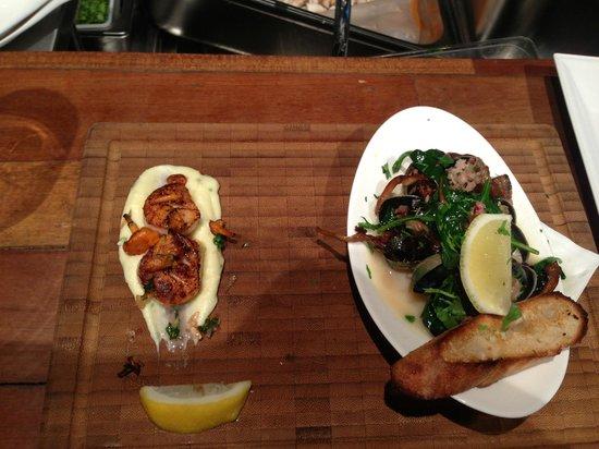 Bar-Roque Grill: Delicious!!!