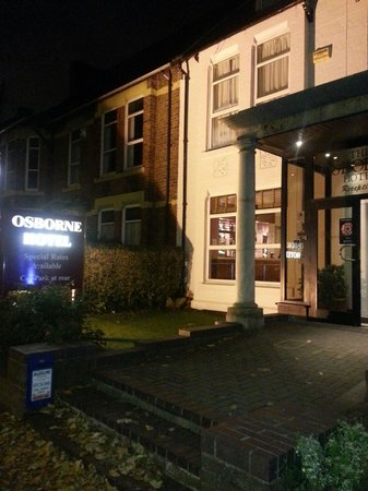Osborne Hotel: Very  good  hotel..