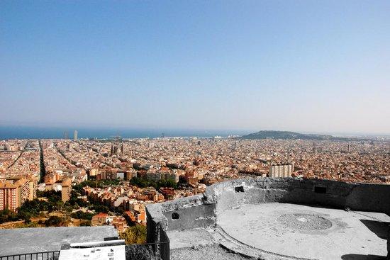 Barcelona 3600 (El Turo de la Rovira)