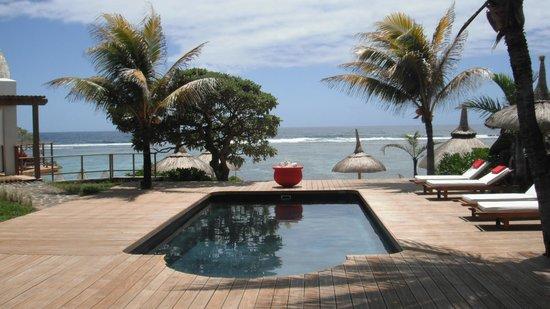 La Maison D'ete Hotel: Pool