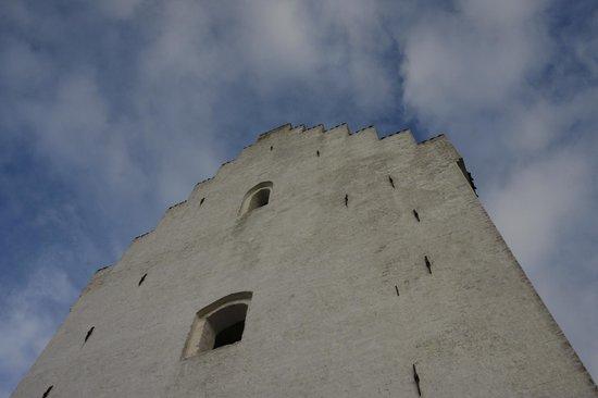 Sand Church (Den Tilsandede Kirke): Kirchenturm