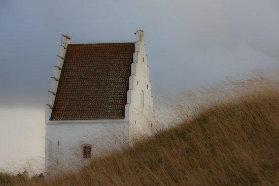 Sand Church (Den Tilsandede Kirke): Den Tilsandede Kirke