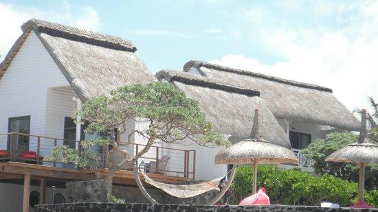 La Maison D'ete Hotel: Bungalows