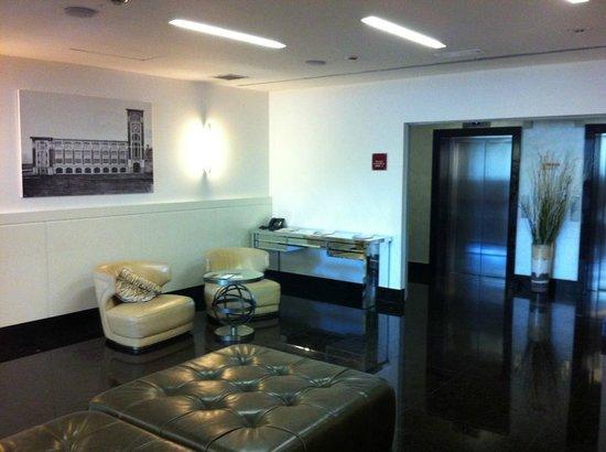 Italiana Hotels Milan Rho Fair : Le lobby